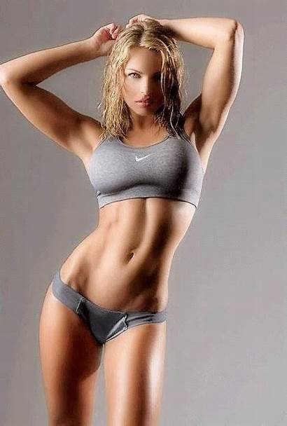 Fitness Babes Models Awesome Female Workout Motivation