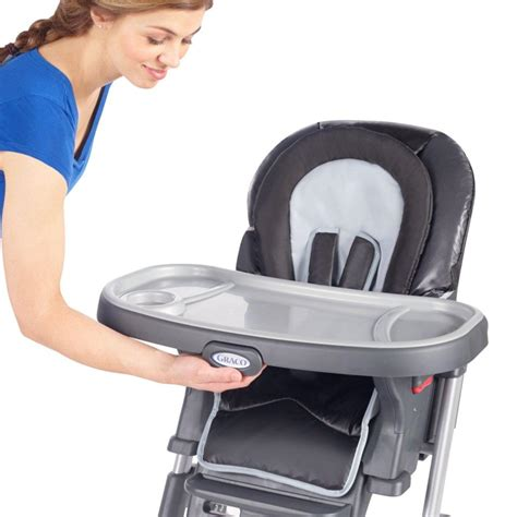 Graco Duodiner Lx High Chair Metropolis by Graco Duodiner Lx Highchair Metropolis Free Shipping New