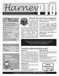 71 best newsletter designs images on pinterest With pto newsletter templates free