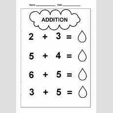 Free Printable Simple Addition Worksheets For Kids {pdf Download*}