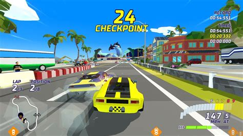 Hotshot Racing For Pc Review 2020 Pcmag India