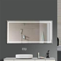 Le Miroir Salle De Bain Led by Anten 174 Miroir Led Le De Miroir 201 Clairage Salle De Bain