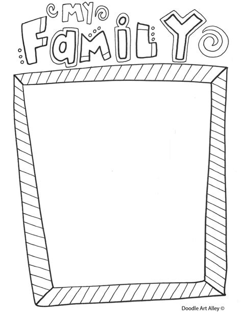 coloring pages doodle art alley