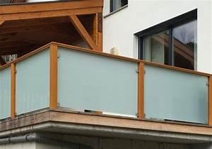 Balkonverkleidung Aus Holz : gel nder au en holz lc21 hitoiro ~ Lizthompson.info Haus und Dekorationen