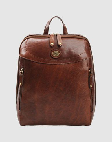 the bridge leather backpack bag accessories