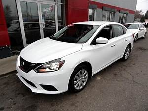 Used 2017 Nissan Sentra S Manual For Sale In Grand Rapids