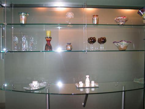 Fort Lauderdale Custom Glass Floating Shelves Giant