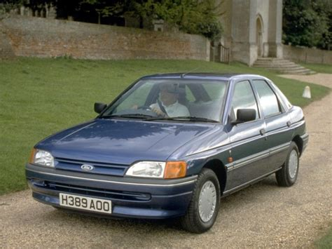 The cars : 1990 Ford Escort 1.8D - AROnline