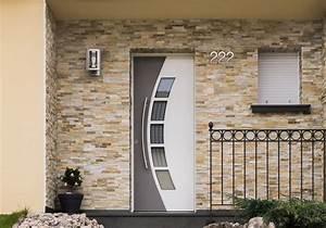 Pose Porte D Entrée : pose porte d 39 entr e sundgau altkirch pvc alu pleine ~ Melissatoandfro.com Idées de Décoration