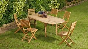 Table De Jardin Ovale : la maison du jardin table de jardin ovale extensible en ~ Dailycaller-alerts.com Idées de Décoration