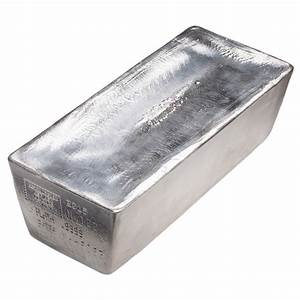 SILVER BAR 1000 OZ, PEÑOLES METALS .9999