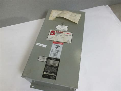 onan otaca ue auto transfer switch  generator  ph