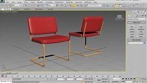 3ds Max Chair Modeling  U2013 Easy Beginner Tutorial