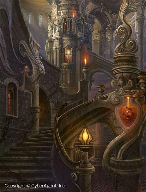 #fantasy #art  Fantasy Artwork  Pinterest Architecture