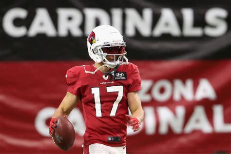 arizona cardinals wide receiver  speedster andy