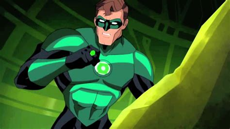 green lantern animated tribute of me