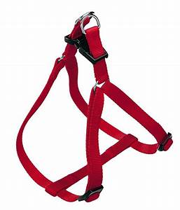 Super Dog Adjustable Nylon Harness