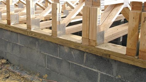 How To Frame A Floor by Floor Trusses Jlc