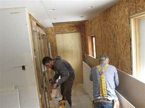 home improvement q a vertical or horizontal for basement drywall baileylineroad