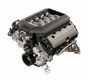 Ford Performance M-6007-A50SCA Aluminator S/C High Performance Crate Engine (Mustang GT 15+)