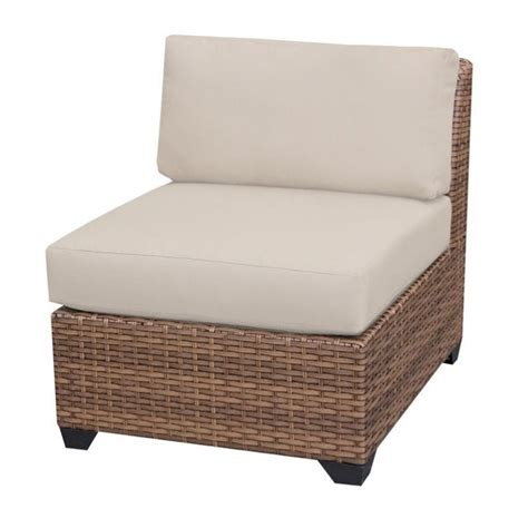 tkc laguna outdoor wicker chair in beige tkc025b as beige