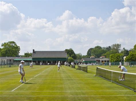 tennis clubs    business insider