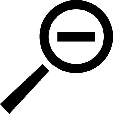 verkleinern symbol  der kostenlosen icons