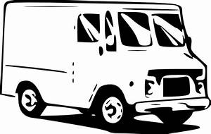 Small Truck Usps Postal Service Clip Art at Clker.com ...