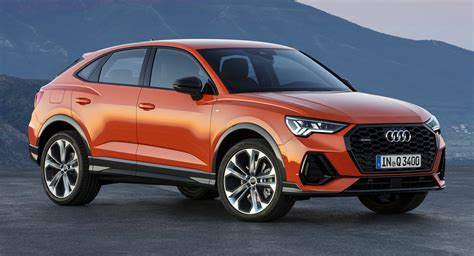 Whether on a holiday trip or for everyday driving, it offers plenty of space and its practical details ensure rich variety. 2020 Audi Q3 Sportback Shows There's No End To The ...