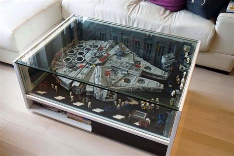 star wars table l star wars millenium falcon ucs table not mine couldn 39 t
