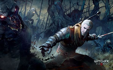 Witcher 3 Animated Wallpaper - the witcher 3 hunt official website