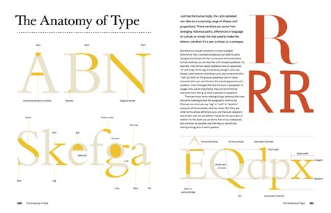 the anatomy of type by stephen coles an online companion to the book