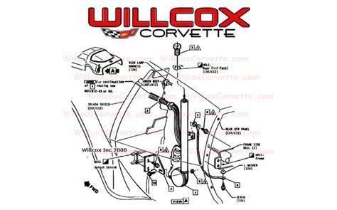1981 power antenna corvetteforum chevrolet corvette
