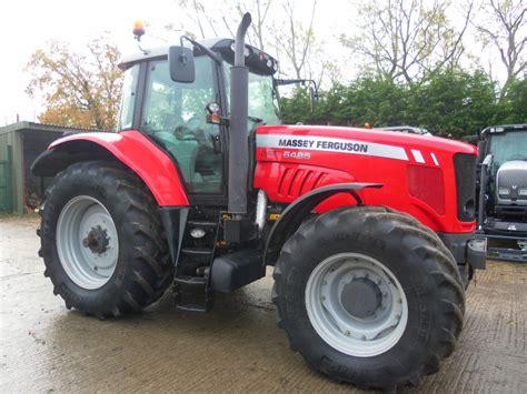 Massey Ferguson 6485 Dyna6  World Tractors