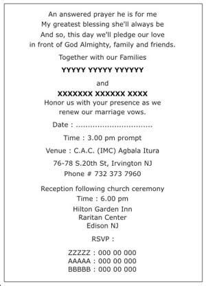 religious wedding invitation wording samples christian