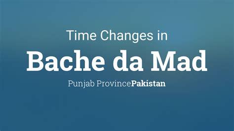 daylight saving time    bache da mad pakistan
