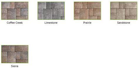 unilock brussels block colors unilock brussels block 174 draguns landscape supply