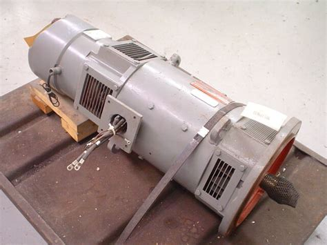 General Electric Dc Motors by General Electric 5cd154wd806b800 Dc Motor W Qf Brake Ebay