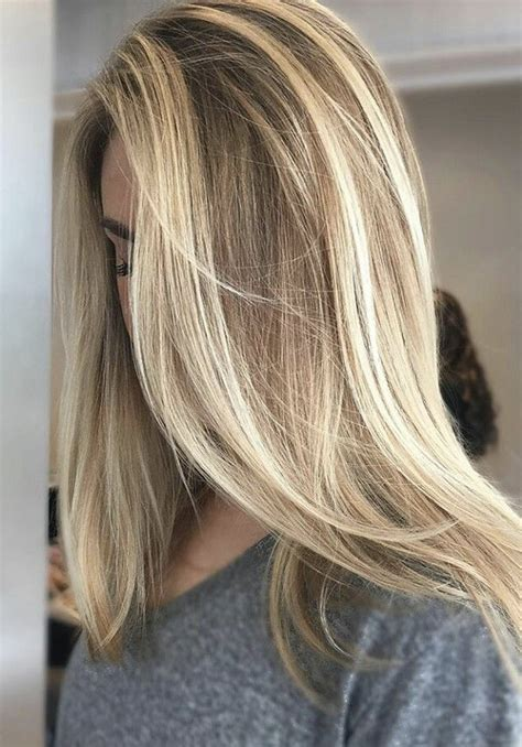 With Blond Hair by Balayage Highlights Hair
