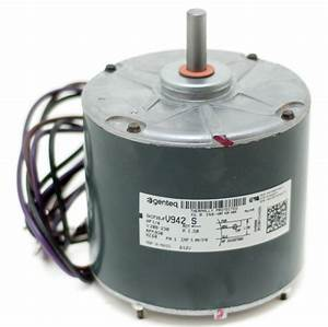 Condenser Fan Motor  U2013 B13400271s Goodman 4 Hp 1