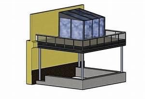 Wassermelone Anbau Balkon : dohm metallbau balkon anbau projekt ~ Watch28wear.com Haus und Dekorationen