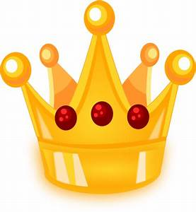 Clipart - Royal Crown with no background
