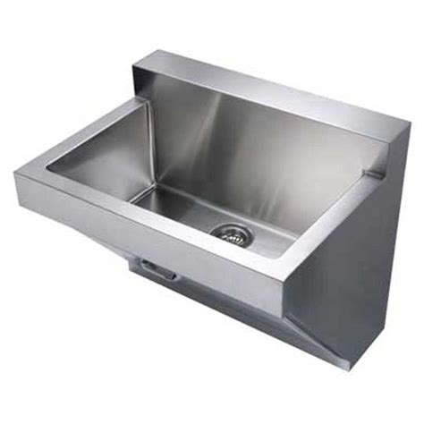 stainless wall mount sink whitehaus collection noah 39 s collection wall mount brushed