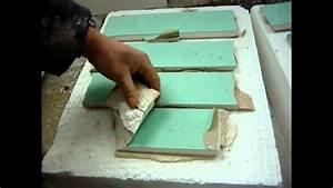 Jak nalepit polystyren