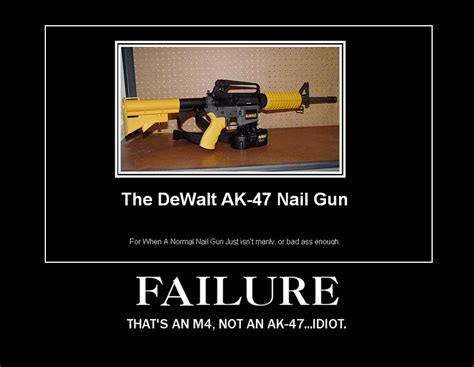 ak nail gun yeah so this is all i need to kill ponies humans are superior fimfiction