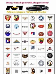 Marque De Voiture H : logos automobile m canique world ~ Medecine-chirurgie-esthetiques.com Avis de Voitures