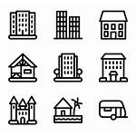 Types Houses Icons Type Hand Packs Gestures