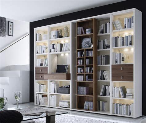 bücherregal modernes design wohnwand regal bestseller shop f 252 r m 246 bel und einrichtungen