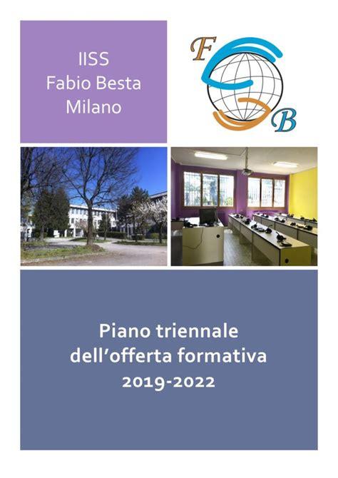 Besta Scuola Istituto D Istruzione Superiore Quot Fabio Besta Quot 187 Iscrizioni