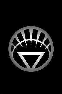 White Lantern Logo background by KalEl7 on DeviantArt